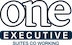 logo ONE executive coworking